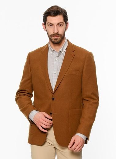 Altınyıldız Classics Blazer Ceket Camel